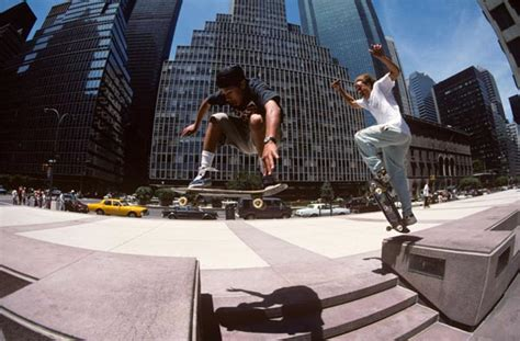 full bleed  york city skateboard photography