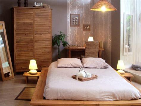 decoration zen chambre adulte visuel
