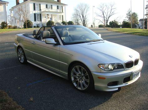 2004 Bmw Zhp 330ci, Titanium Silver, Grey