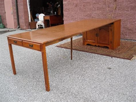 hutch with pull out table saginaw mid century server cabinet with pull out