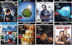 Today's 4k Ultra HD Blu-ray Releases – HD Report