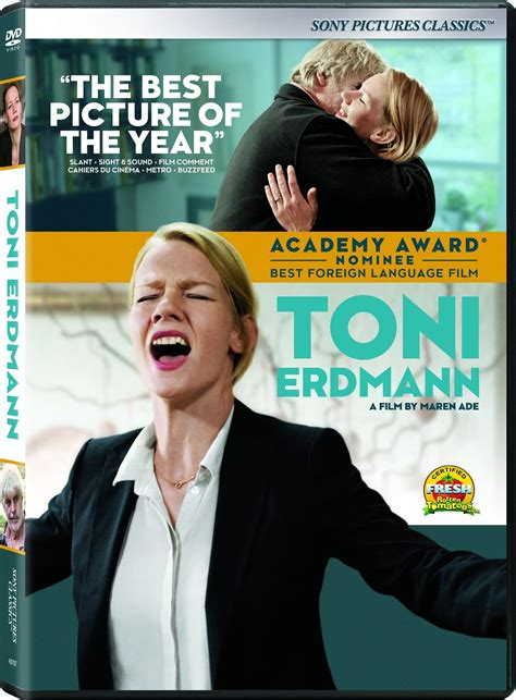 toni erdmann dvd release date april