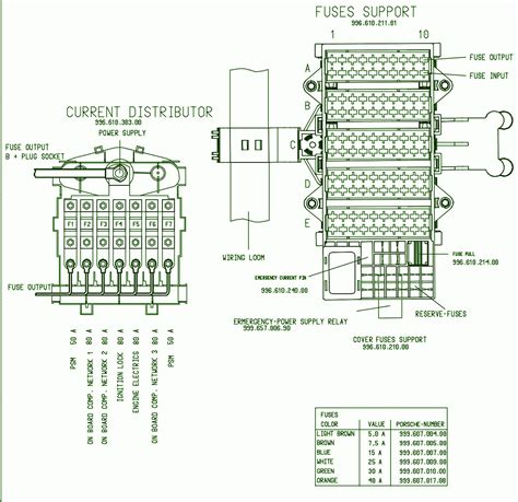 Highlander Fuse Box Diagram 2011 by Passenger Side Circuit Wiring Diagrams