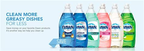 dawn dish soap dish liquid coupons offers