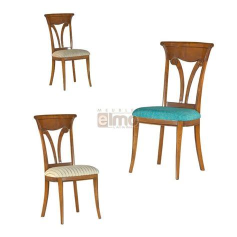 ensemble table chaises cuisine chaises salle à manger classique bois massif dossier bois