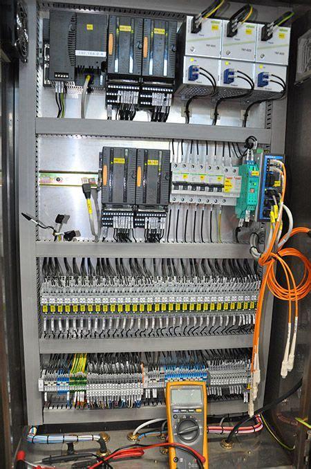 plc panel  commissioning automation