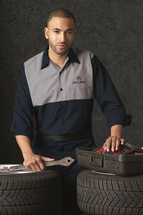 Automotive & Mechanic Uniform Programs For Auto Industry | Gallagher