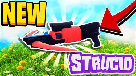 explosive crossbow sneak peek strucid roblox youtube