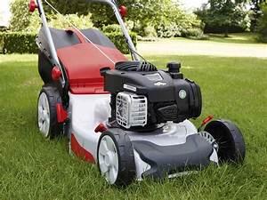 Tracteur Tondeuse Leroy Merlin : tondeuse thermique sterwins 460hsp140 3 160 cm cm ~ Melissatoandfro.com Idées de Décoration