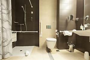 I piatti doccia a filo pavimento per disabili TiRichiamo it