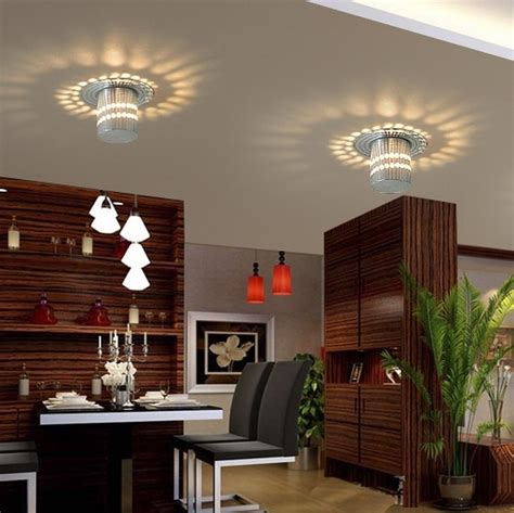 3w modern fashion ceiling living room home lighting wall