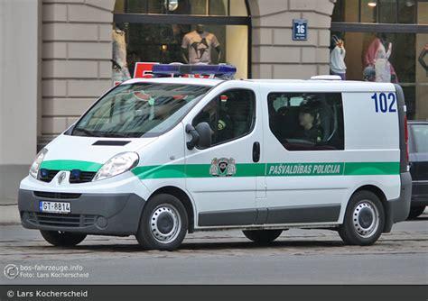 Einsatzfahrzeug: Rīga - Pašvaldības Policija - FuStW - 102 ...