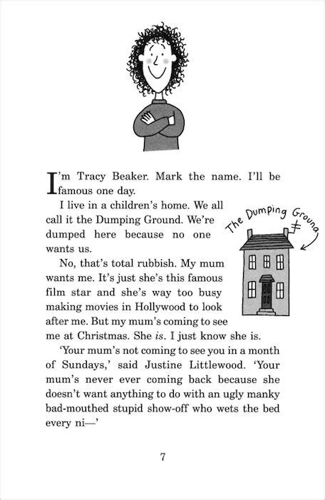 Starring Tracy Beaker - Scholastic Kids' Club