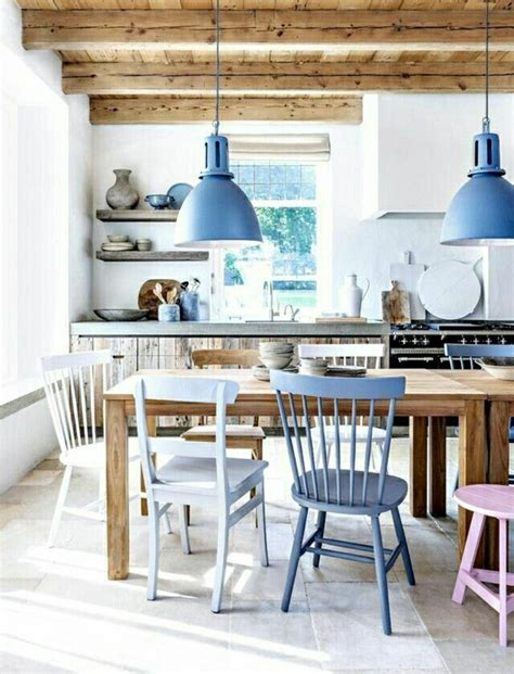 cuisine style marin la décoration marine en 50 photos inspirantes