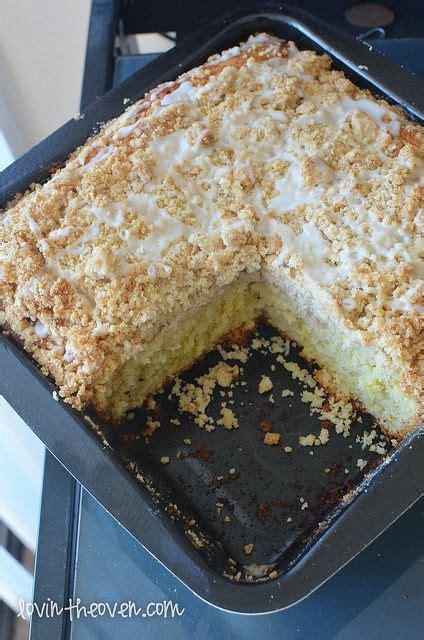 To be honest, this meyer lemon coffee cake recipe happened by accident. Meyer Lemon Coffee Cake   Breakfast sweets, Coffee cake ...