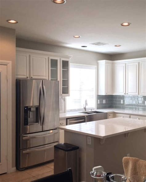 bright kitchen lighting ideas    fixtures totally transformed  spaces martha