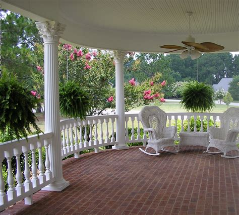 Decorative Front Porch Columns - painting fiberglass porch columns bistrodre porch and