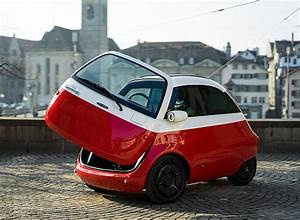 Small Electric Microlino Car Soon To Be Driving Along