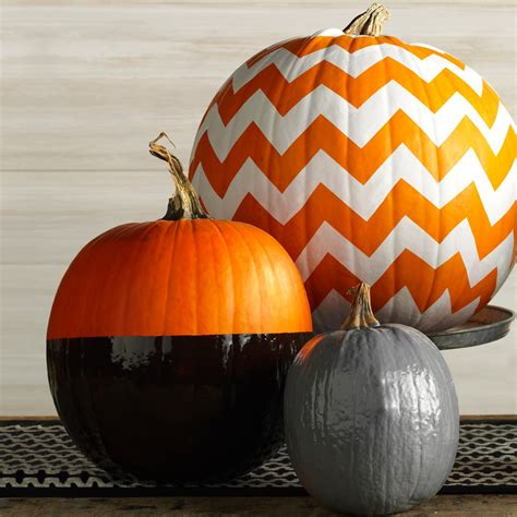 zigzag pumpkin decorating  family handyman