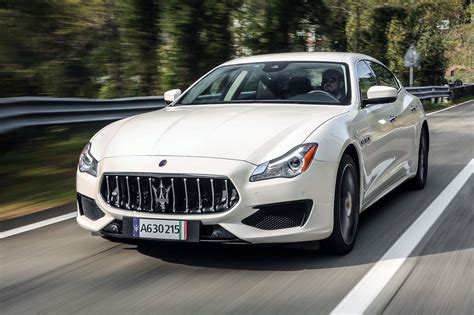 Maserati Car : Maserati Quattroporte Gts (2016) Review By Car Magazine