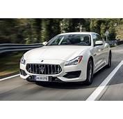 Maserati Quattroporte GTS 2016 Review By CAR Magazine
