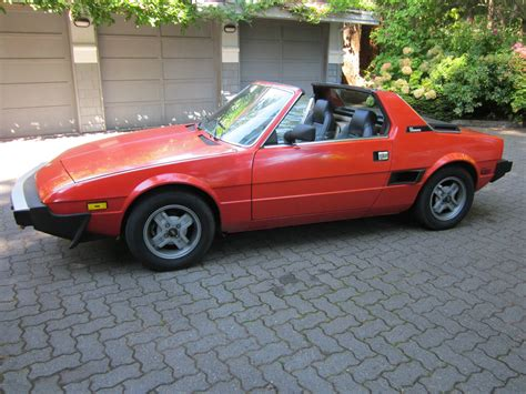 Fiat X19 by Fiat X1 9 Archives The About Cars