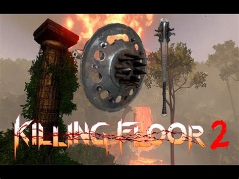 killing floor 2 bone crusher killing floor 2 bone crusher is op youtube