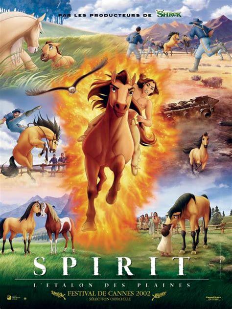 affiche du film spirit letalon des plaines affiche
