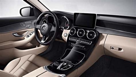 mercedes c 2019 interior 2019 mercedes c class review global brands