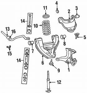 Chevrolet C1500 Suspension Ball Joint
