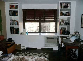 nyc custom built bedroom walk  reach  closets