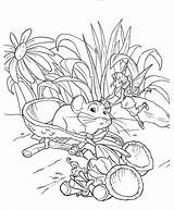Coloring Mouse Scared Tinker Bell Colorear Tinkerbell Malvorlagen Dzwoneczek Colorkid Cartoons Erschreckt Maus Rato Assustado Dibujos Sininho Campanilla Colorare Topo sketch template