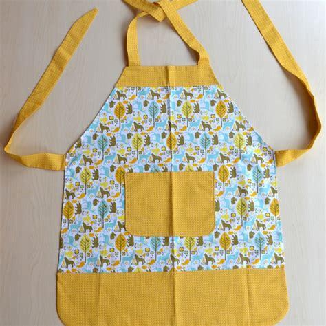 couture tablier de cuisine tablier pour enfant ozzé couture