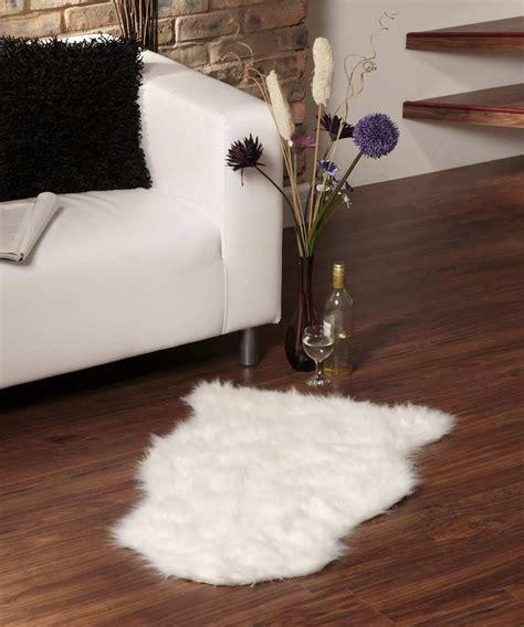 Schaffell Teppich Ikea by Black Sheepskin Rug Ikea Home Decor