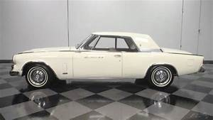 1963 Studebaker Hawk Gran Turismo Supercharged R2 Coupe