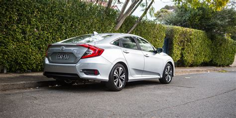 Review Honda Civic by 2016 Honda Civic Vti Lx Review Caradvice