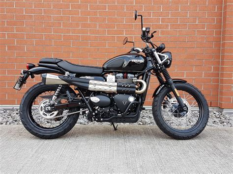 Buy Motorbike New Vehicle/bike Triumph Street Scrambler