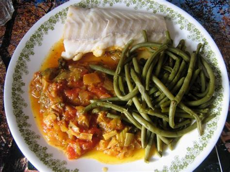 plat cuisiné regime bouillabaisse de cabillaud regime recette