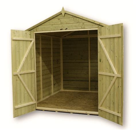 10 x 6 shed tongue and groove 10 x 6 premier pressure treated tongue and groove apex