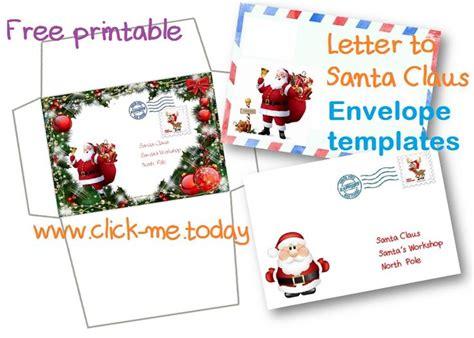 images  letters  santa  pinterest