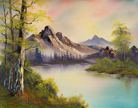 pastel skies painting bob ross pastel skies paintings
