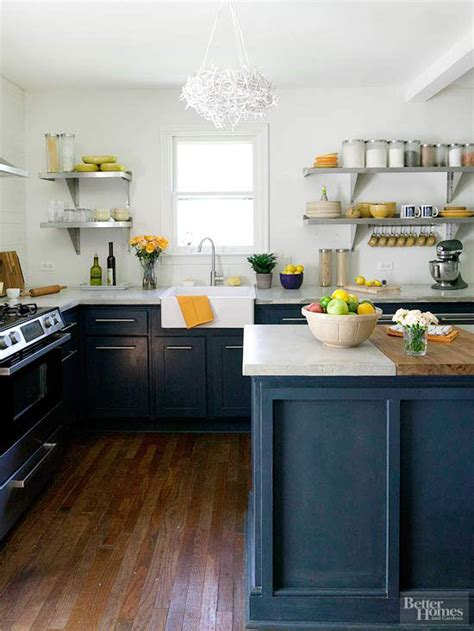 cape cod cottage kitchen makeover better homes and