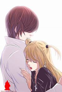 Death Note Light and Misa by IVAN-03 on DeviantArt