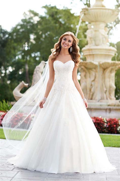 Stella York Spring 2015 Wedding Dress Collection Modern