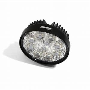 4 U0026quot  24w Led Work Light Round Fog Offroad Driving Lamp Suv