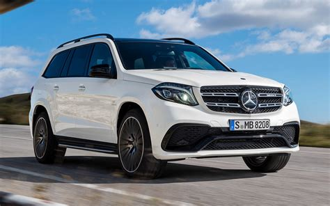 mercedes amg gls  wallpapers  hd images car
