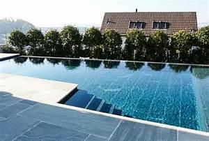 Infinity Pool Bauen : swimmingpool schwimmbad schwimmbadbau egli gartenbau ag uster ~ Frokenaadalensverden.com Haus und Dekorationen