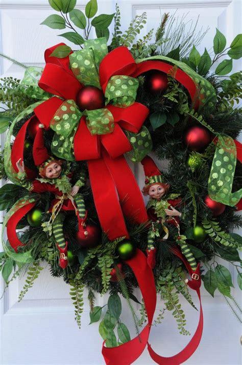25 best large christmas wreath ideas on pinterest