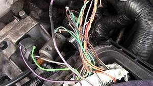 2007 Buick Lucerne Wiring Repaired
