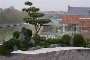 Japanischer garten auf dachterrasse traumhaftes wohnen im for Französischer balkon mit japanische gärten anlegen